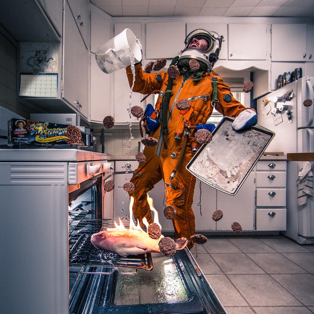 Картинки прикольных космонавтов