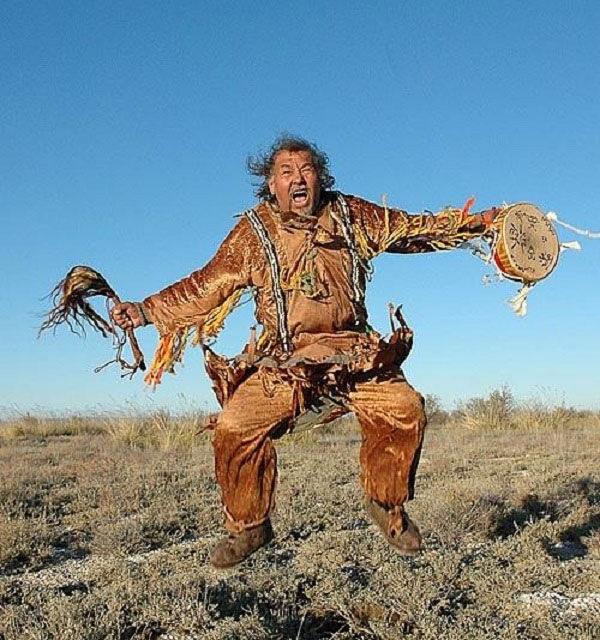 Картинки смешные шаманы, для девушки